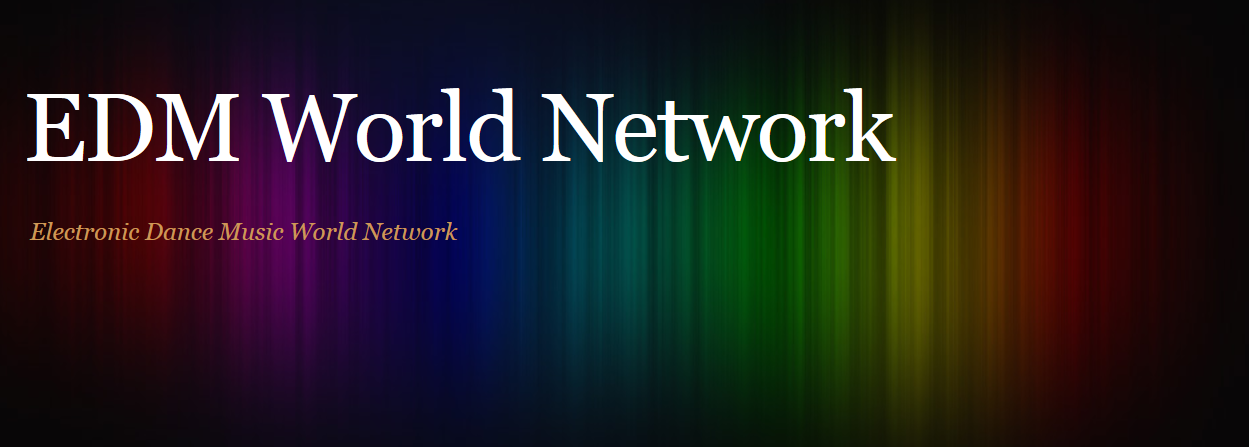 EDM World Network Logo