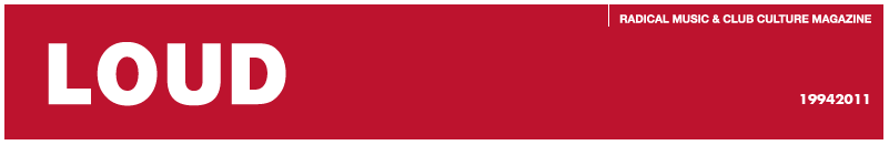 LOUD-ラウド-クラブカルチャー&ロック・マガジン Logo