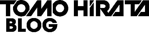 TOMO HIRATA - BLOG Logo
