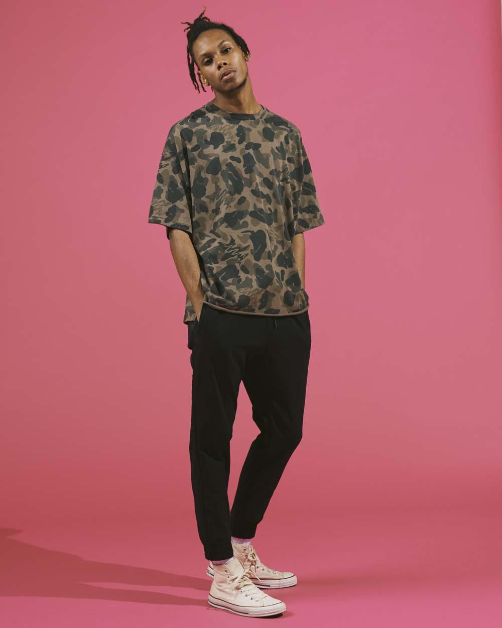 CONVERSE TOKYO × DIM MAKのコラボレーションラインがスタート