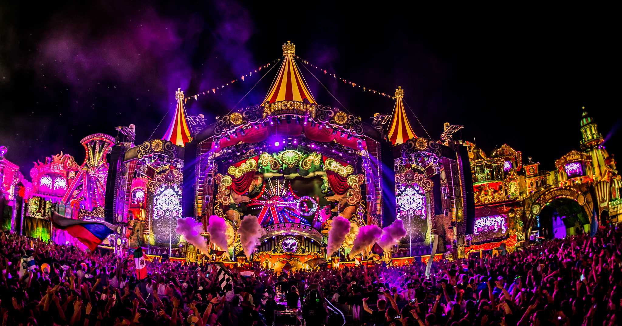 Tomorrowland 2017 Repo...